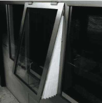 NEW Noirot COOLSEAL Windout Window Solution