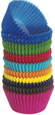NEW Lakeland 15576 Greaseproof Cupcake Cases 144 Piece 9 Colour Set