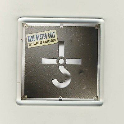 Blue Oyster Cult The Singles Collection Acrylic Refrigerator Fridge Magnet