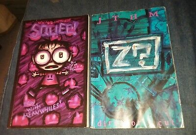 squee & johnny the homicidal maniac trade paperback lot run set tpb gn jthm goth