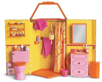 American Girl Julie and rsquo;s Groovy Bathroom