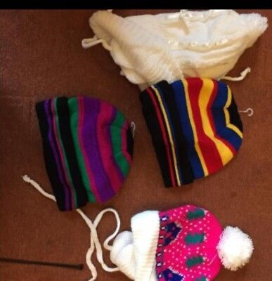 Joblot Baby Hats And Gloves Approx X1038