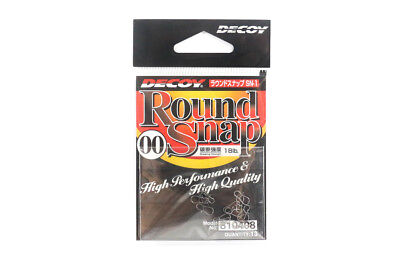 Decoy SN-1 Round Snap High Performance Size 00 (0408)