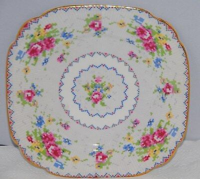1- Royal Albert Petit Point  Bread And Butter Plate ( 7 Available)