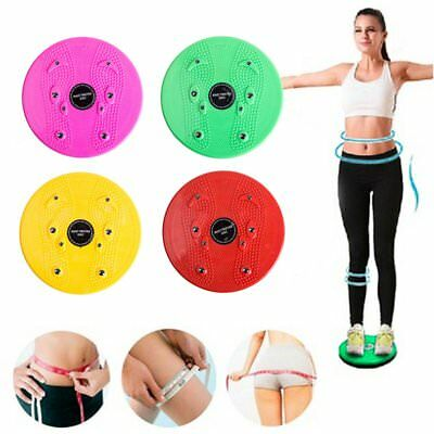 Household Twist Waist Torsion Disc Board Magnet Aerobic Foot Exercise Board MM