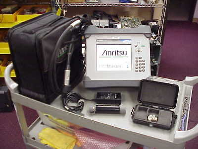 Anritsu MW82119A 1900/2100 AWS PIM Option 193- WITH CAL KIT-ARMORED CABLE