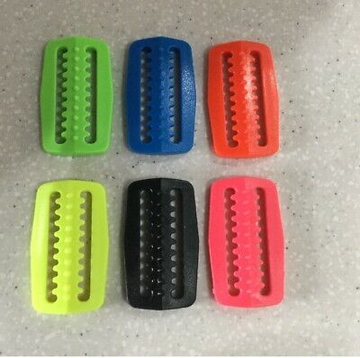 weight belt retainer keeper clip scuba Red Hat Diving. 5 colour choice