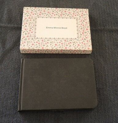 Emma Minnie Boyd Facsimile Sketch Book Ang 1980 #2