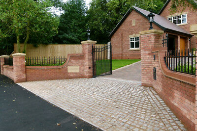 1 x garden wall brick stone layer and 1 x labourer - 1 day hire inc tools