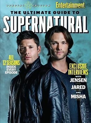 ENTERTAINMENT WEEKLY The Ultimate Guide to Supernatural(Paperback)