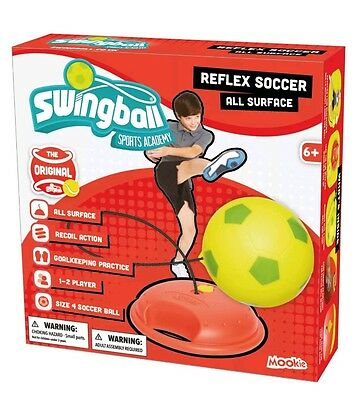Mookie Reflex Soccer All Surface Swingball