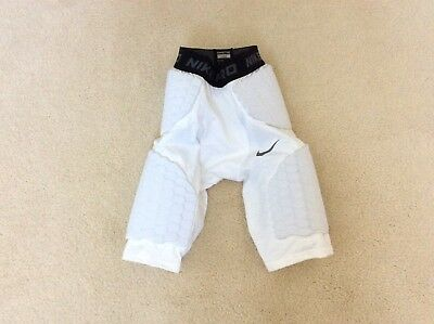NIKE PRO PADDED COMBAT COMPRESSION ATHLETIC DRI FIT UNDERWEAR SHORTS sz M(10-12)