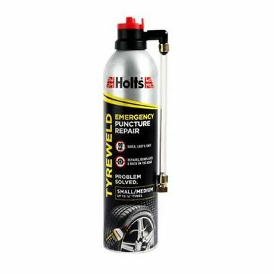 Professional Tyreweld Emergency Puncture Repair 300ml 6 Pack Holts HT2YA