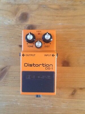 pedale BOSS DS-1 Distortion