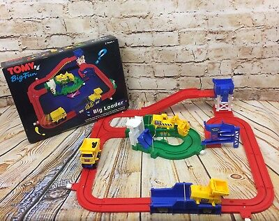 Tomy Big Loader Construction Play Set Toy Boxed