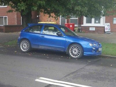 MG ZR 120+ 1.8  Spares or Repair. Only 69k miles.
