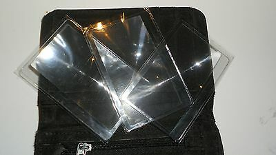 Fresnel Card Magnifier Lens x3 Pieces