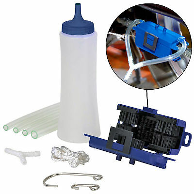 Tech7 Chain Cleaner Kit Set for Motorcycle Motorbike Chains Cleaning Machine