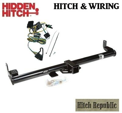 fits 1997 jeep wrangler class 3 trailer hitch & wiring 2