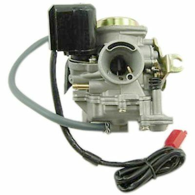 CARBURETOR FOR Peace Sports CHINESE SCOOTERS WITH 50cc QMB139 MOTORS P7X2