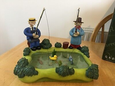 Camberwick Green Cgs02 Miller And Carraway Fishing In The Sun Limited Edition