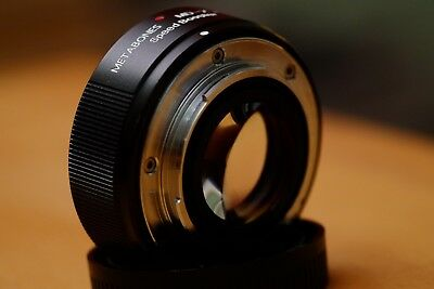 Metabones Speed booster Speedbooster Lens Minolta MD To Fuji X-mount (MINT)