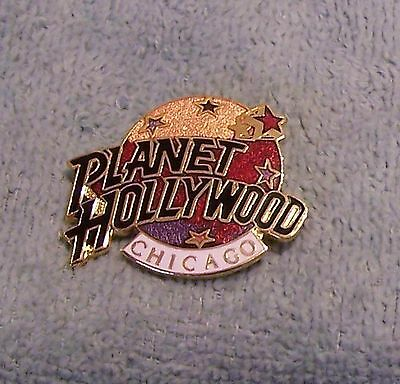 Planet Hollywood Chicago Pin