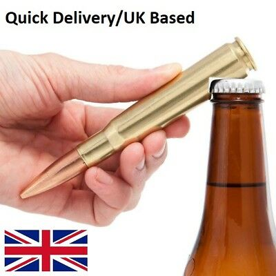 BULLET BOTTLE OPENER 50 Calibre Mixology