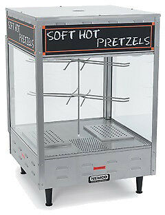 Nemco Food Equipment Revolving Pretzel Warmer, 22.25 x 22 .25 x 33.875 inch -...
