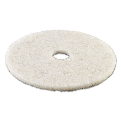 Boardwalk Ultra High-Speed Natural Hair Floor Pads - BWK4021NAT