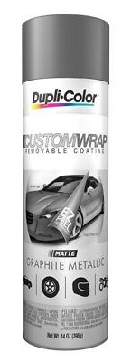 New Race Sport RSSCW-GMM Graphite Matte Metallic Grey Custom Rubberized Coating