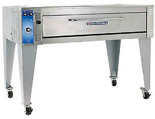 Bakers Pride Pizza Oven Deck-Type (2) 57 EP-2-8-5736
