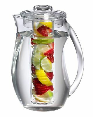 Prodyne 17418 Fruit Infusion Pitcher New