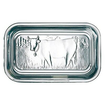 Arc International Luminarc Cow Butter Dish 6-1/2-Inch by 2-3/4-Inch New