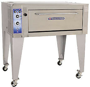 Bakers Pride Pizza Oven Deck-Type (3) 38 EP-3-8-3836
