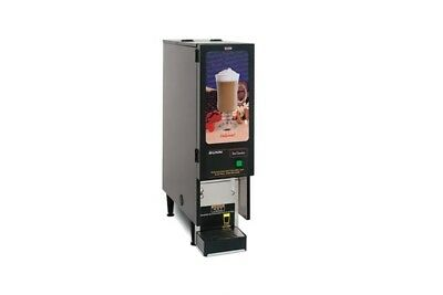 Bunn Fresh Mix Dispenser with 1 or 2 Hoppers -FMD-2-0207