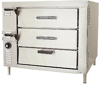 Bakers Pride Oven Countertop pizza-bake GP-62HP