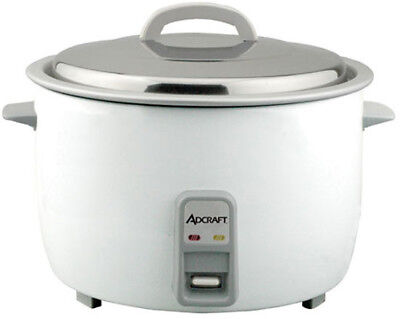 Adcraft Economy 25 Cup Rice Cooker Model RC-E25