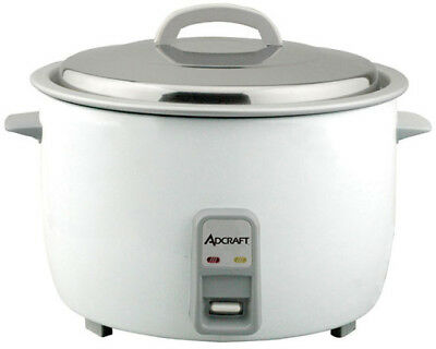 Adcraft Economy 50 Cup Rice Cooker Model RC-E50