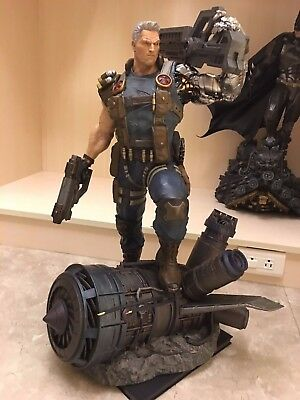 1/4 XM Studios Cable Statue Not Sideshow Prime 1 (Both Arms Repainted)