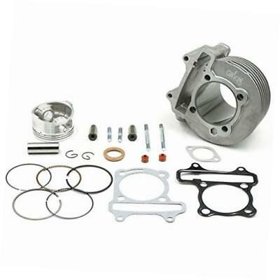 atmt1-023 high performance gy6 61mm 170cc big bore rebuild cylinder kit for