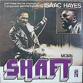 Isaac Hayes - Shaft - Stax - 1971 #744228