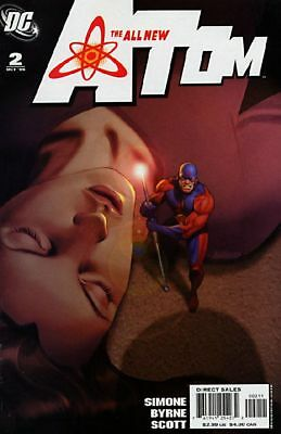 The All New Atom #2 NM 2006 DC Comic Book