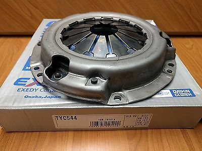 Clutch Pressure Plate for Toyota Corolla EE80 1.3 12v - 2E Engine