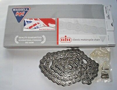PRIMARY Drive CHAIN 1/2 x 5/16 428 x 80 Links. Elite Wassell Suit BSA B33 A7 A10