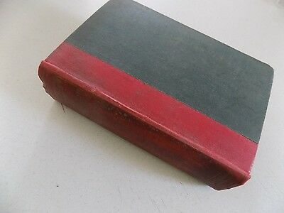 Vintage Book 1903 Cassell's New French English Dictionary