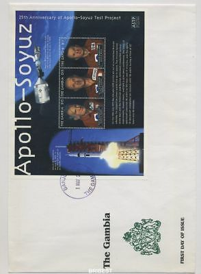 GAMBIA 2000 Block output on FDC (90632)