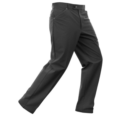 "Stromberg Wintra Thermal Golf Water Resistant Trousers Black Waist 32"" Leg 31"""
