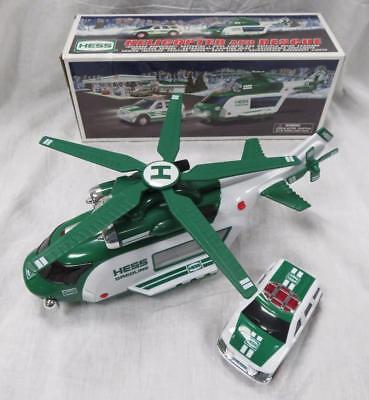 2012 Hess Truck Helicopter and Rescue Lot #2
