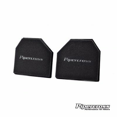2 x Pipercross Panel Air Filter PP1923 for BMW M3 M4 M5 M6 F10 11 12 31 32 +